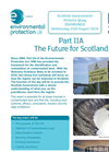 Part IIA: The Future for Scotland - Flyer Brochure
