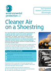 Cleaner Air on a Shoestring - Flyer Brochure
