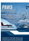 MetOcean - Polar Area Weather Station (PAWS) Brochure