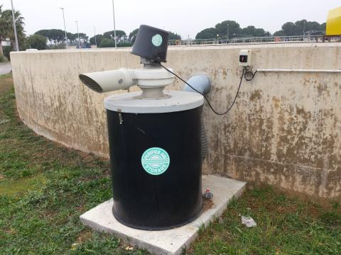Case study - Primary settling tanks covering to prevent odors emission