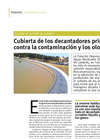 Water Treatment: Solution in EDAR Cambrils, Spain (article published in Proyectos Quimicos)