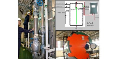 Ecospec - Model ScaMag - Boiler Water Treatment System