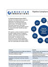 Pipeline Compliance Software Brochure