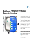 Bullhorn - Model RM4010 and RM4011 - Wireless Remote Monitoring Unit (RMU) - Datasheet