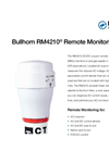 Bullhorn - Model RM4210 - AC Coupon Test Station Monitor (SAT) - Datasheet