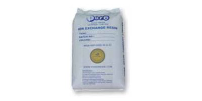 Model PC003 - Strong Acid Cation Exchange Resin