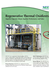 Regenerative Thermal Oxidizers Overview Brochure