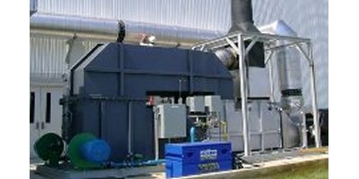 NESTEC - Catalytic & Regenerative Oxidizers Systems