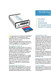 DataBridge Serial Data Recorder SDR2-CF Datasheet