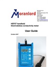 Handheld Electrodeless Conductivity Meter Brochure