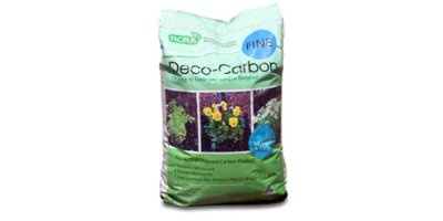 Deco-Carbon - Decorative Mulch for Use in the Garden