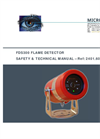 Model FDS300 - Flame Detector Safety & Technical Manual