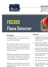 Model FDS300 - Flame Detector Brochure