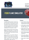 Model FS301 - Flame Simulator Brochure