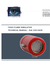 Model FS301 - Flame Simulator Technical Manual