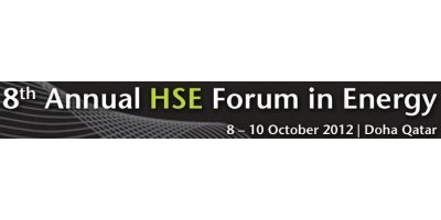 8th Annual HSE Forum in Energy 2012