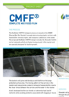 Biowater - Model CMFF - Moving Bed Bio Reactor (MBBR ) Brochure