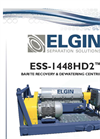 ESS-1448HD2 Barite Recovery & Dewatering Centrifuge Brochure