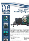 Tango 200T Packaged Mud Recycling System Brochure