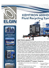 Kemtron - Model 600HD2 - Packaged Mud Recycling System Brochure