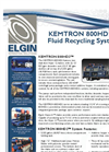 Kemtron - Model 800HD2 - Packaged Mud Recycling System Brochure
