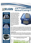 CSI Continuous Duty Vertical Cuttings Dryer Brochure