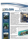 Elgin - Model ESS-DW-40 - Containerized Dewatering / Oil Recovery Unit - Brochure