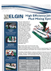 Elgin - Model ESS-SM-500 - High Efficiency Jet-Shear Mud Mixing Systems - Brochure