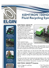 Kemtron - Model 100HD2 - Packaged Mud Recycling System Datasheet
