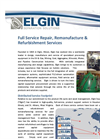 Full Service Repair, Remanufacture & Refurbishment Services Brochure