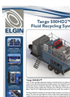 Tango 500HD2 Packaged Mud Recycling System - Brochure