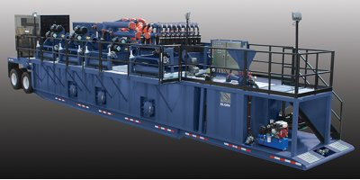 Elgin - Model 1500DT - Dredge Dewatering System