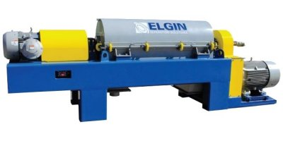 Elgin - Model ESS-1967HD2 - Barite Recovery & Dewatering Centrifuge Decanter Centrifuge