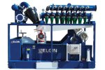 Elgin - Model KTDSN & KTDSL Series - Drilling Fluid Cleaning System
