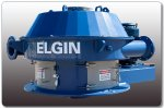Elgin - Model CSI-03 & CSI-04 - Water-Based Vertical Cuttings Dryers