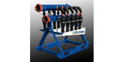 Elgin - Hydrocyclones - Desander and Desilter