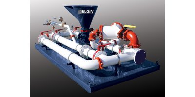 Elgin - Model ESS-SM-500 - Jet-Shear Mud Mixing Systems