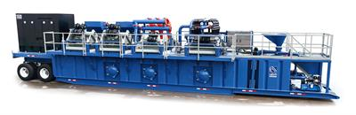 Kemtron - Model 1500HDX - Packaged Drilling Mud Recycling System
