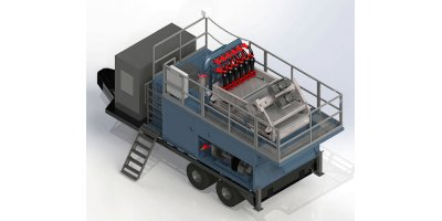 Elgin - Model Tango 500HD2 - Packaged Mud Recycling System