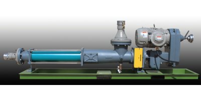 Progressive Cavity Feed Pumps