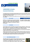 Submarines Automatic Air Quality Monitoring Applications Note