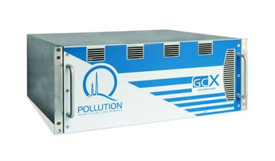 Pollution - Model Micro GC GCX - Gas Analyser