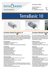 TerraBasic - Model 10 - Container Module Brochure
