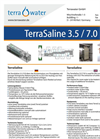 TerraSaline - Model 3.5 / 7.0 - Separation System Brochure