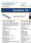 TerraBasic - Model 50 - Container Module Brochure