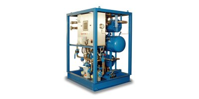 Model CO2OLpac - Refrigeration Plant