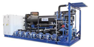 Star - Industrial CO2 Refrigeration Unit