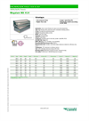 Megalam - MX H14 - Compact Filters - Datasheet