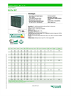 Hi-Flo - XLT Series - Bag Filters Glass Fibre Media - Datasheet