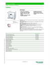 CamBox - Filter Containment Systems - Datasheet